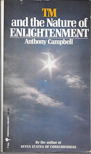 9780060803667: TM and the nature of enlightenment: Creative intelligence and the teachings of Maharishi Mahesh Yogi (Perennial library ; P366)