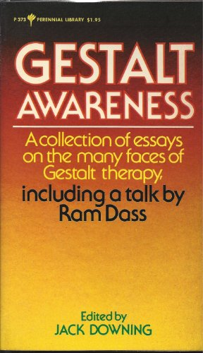 9780060803735: Gestalt Awareness: Papers from the San Francisco Gestalt Institute