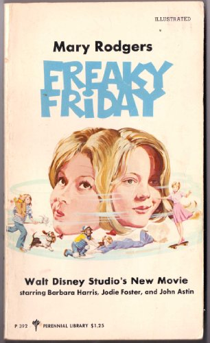 9780060803926: Title: Freaky Friday