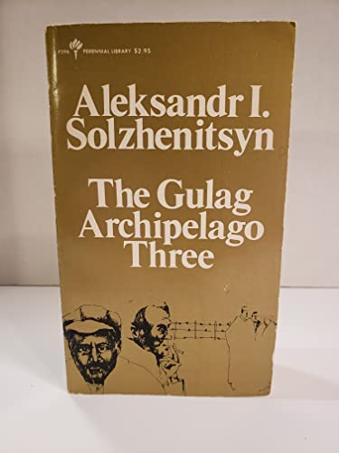 9780060803964: Gulag Archipelago 1918-1956 (An Experiment in Literary Investigation V-VII)