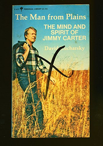 9780060804176: Man from Plains:  the Mind and Spirit of Jimmy Carter
