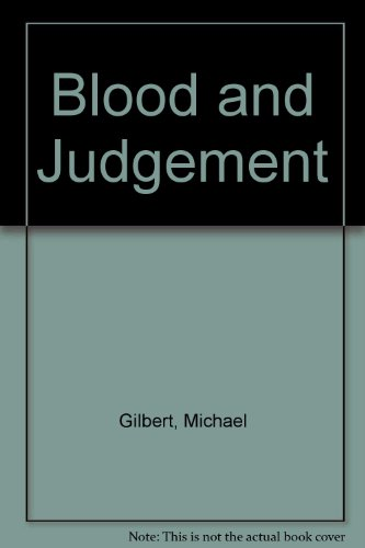 9780060804466: Blood and Judgement