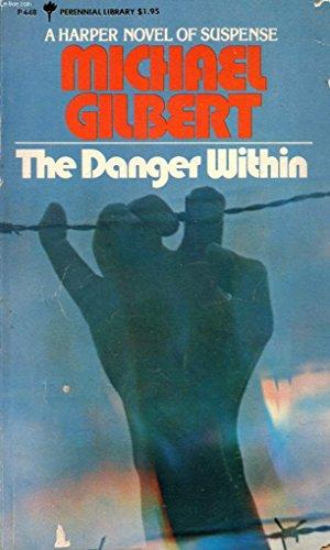 9780060804480: The Danger Within: A Harper Novel of Suspense