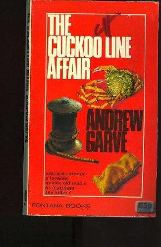 9780060804510: Cuckoo Line Affair