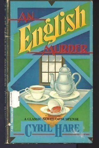 9780060804558: An English Murder