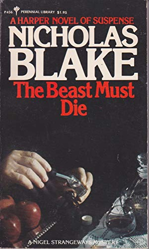 9780060804565: The Beast Must Die