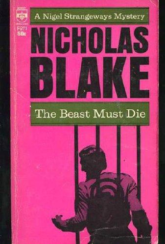 9780060804565: The Beast Must Die