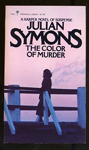 9780060804619: Color of Murder