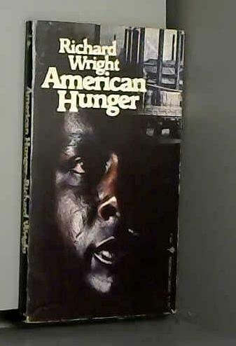 9780060804640: American hunger