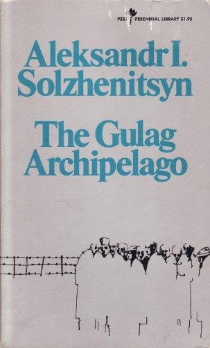 9780060805036: Gulag Archipelago