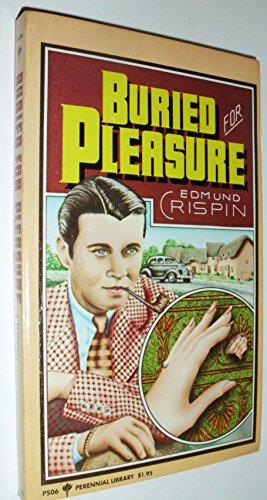 9780060805067: Buried for Pleasure