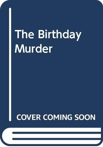 9780060805180: The Birthday Murder (Perennial Library Mystery Series)