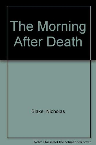 9780060805203: The Morning After Death