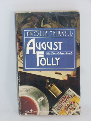 9780060805258: August Folly The Barsetshire Novels