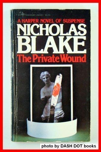 9780060805319: The Private Wound