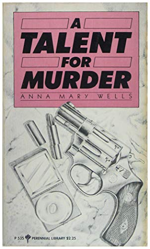 9780060805357: A Talent for Murder (Perennial Library Mystery Series)