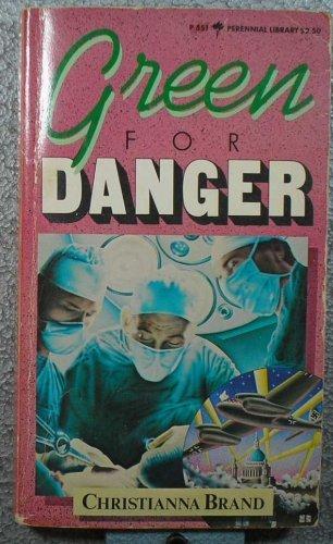 9780060805517: Green for Danger