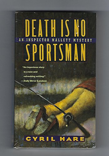 9780060805555: Death Is No Sportsman/an Inspector Mallett Mystery