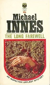 9780060805753: The Long Farewell: A Sir John Appleby Mystery