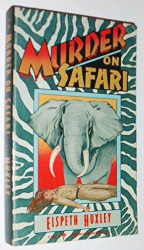 9780060805876: Murder on Safari