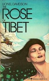 9780060805937: The Rose of Tibet (Perennial Library Mystery Series)