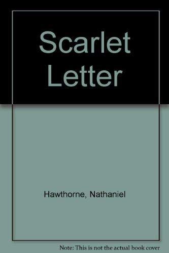 9780060806200: Scarlet Letter
