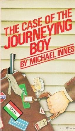 9780060806323: The Case of the Journeying Boy
