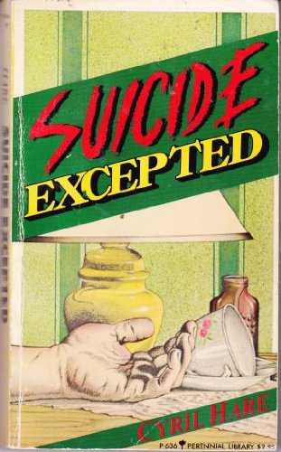 9780060806361: Suicide Excepted