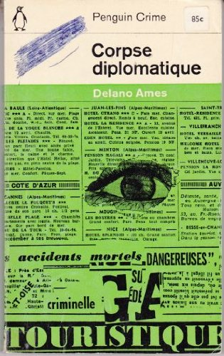 9780060806378: Corpse diplomatique (Perennial library)