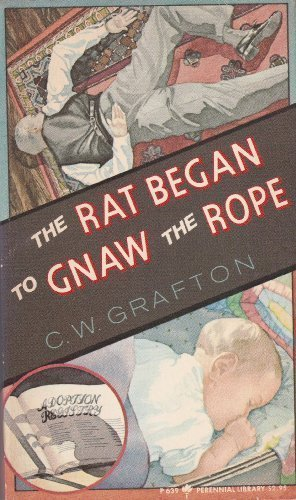 9780060806392: The Rat Began to Gnaw the Rope (Perennial library)