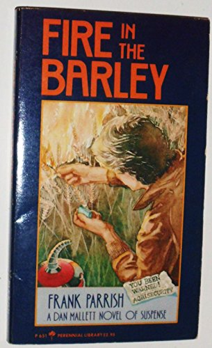 9780060806514: Fire in the barley (Perennial library)