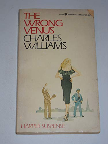 9780060806569: The wrong Venus (Perennial library)