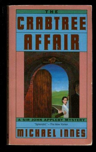 9780060807061: The Crabtree Affair: A Sir John Appleby Mystery