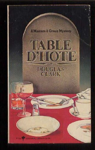 9780060807238: Table D'Hote