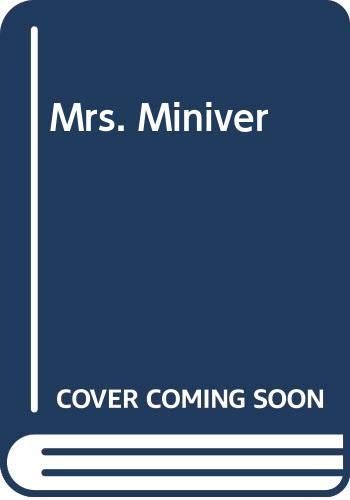 9780060807610: Mrs. Miniver