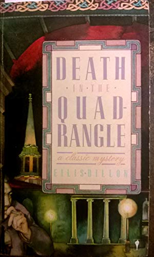 9780060808044: Death in the Quadrangle: A Classic Mystery (Perennial Mystery Library)