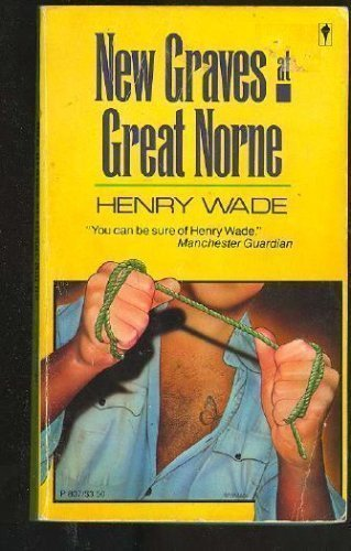9780060808075: New Graves at Great Norne (Perennial Mystery Library)