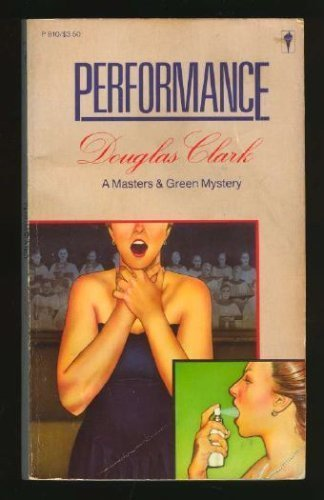 9780060808105: Performance (A Masters and Green Mystery)