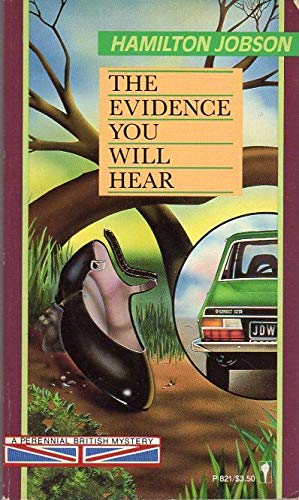 9780060808211: The evidence you will hear (Perennial mystery library)