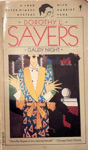 9780060808242: Gaudy Night