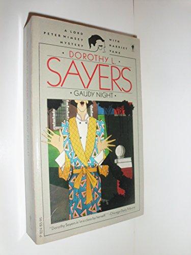 Gaudy Night: Dorothy L. Sayers