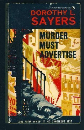 9780060808259: Murder Must Advertise