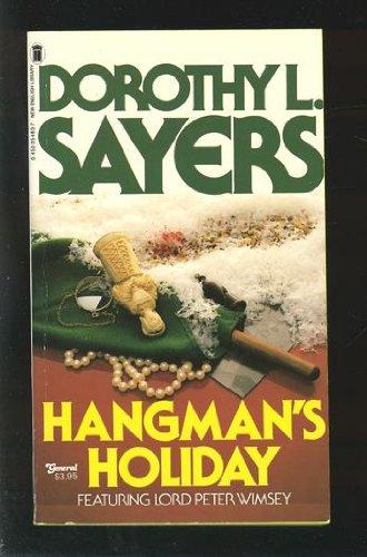 9780060808372: Hangman's Holiday