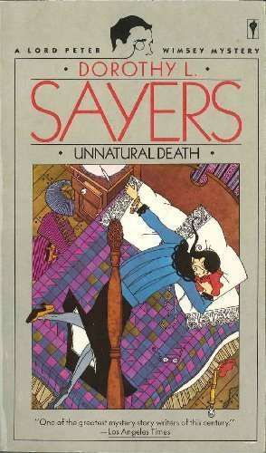 9780060808402: Unnatural Death
