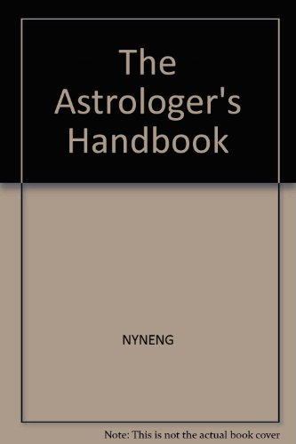 9780060808464: The Astrologer's Handbook
