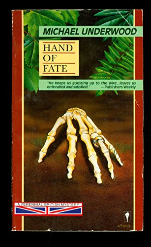 9780060808686: Hand of Fate (Perennial Mystery Library)