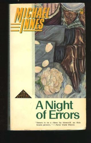 A Night of Errors (Perennial Mystery Library) (0060808772) by Michael Innes