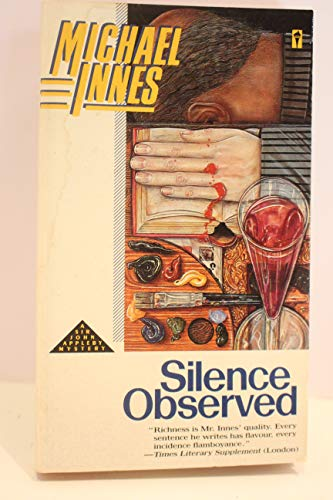 9780060808792: Silence Observed