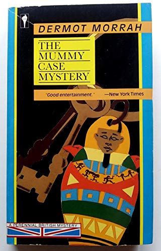 9780060808846: The Mummy Case Mystery