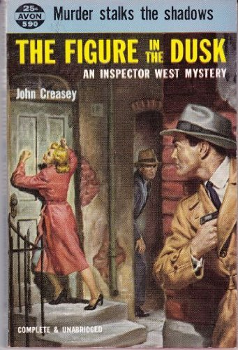 9780060808914: The Figure in the Dusk/ (English Title = Case for Inspector West)